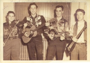Hall Brothers, John & Joe, circa 1951